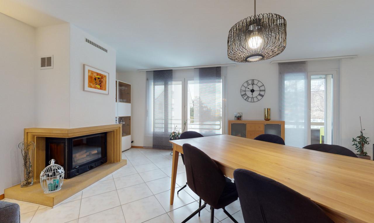 Achetez-le Appartement dans Neuchâtel Bôle