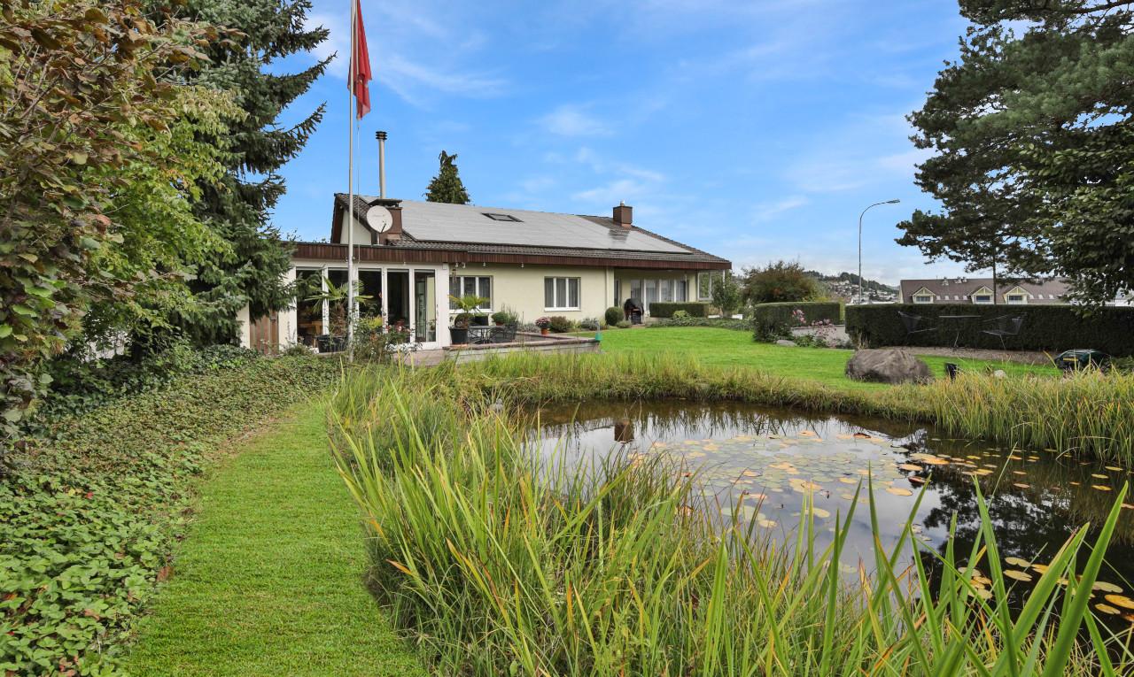 Haus zu verkaufen in Thurgau Wallenwil