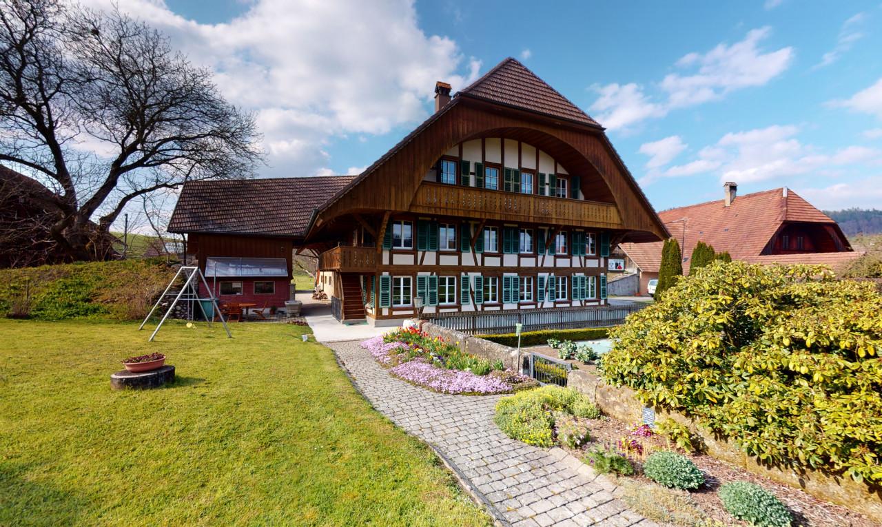 Haus zu verkaufen in Bern Lützelflüh-Goldbach