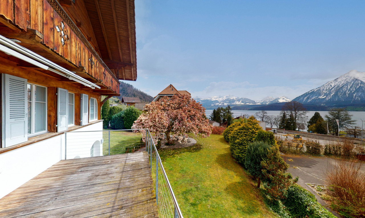 House  for sale in Bern Oberhofen am Thunersee
