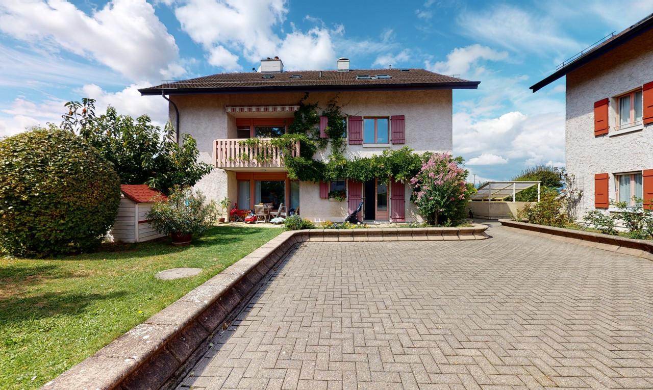 Appartement à vendre à Genève Plan-les-Ouates