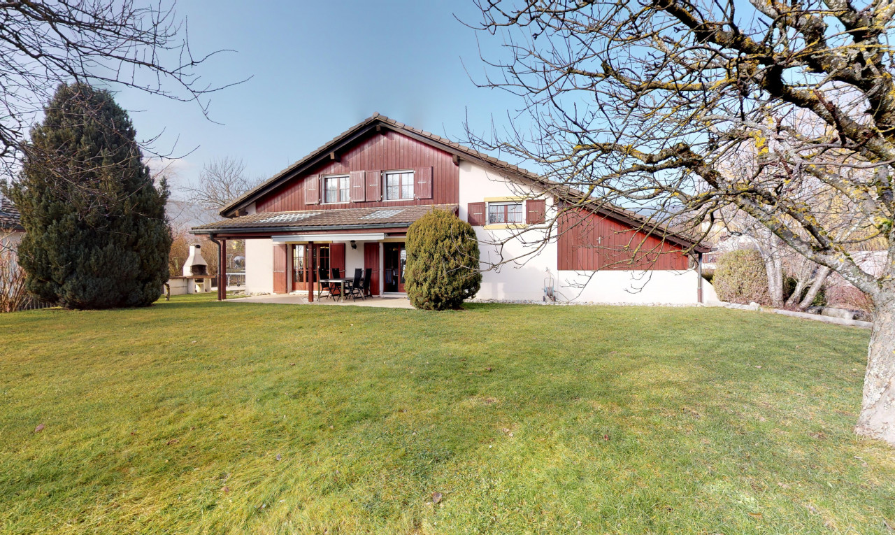 House  for sale in Neuchâtel Fontaines