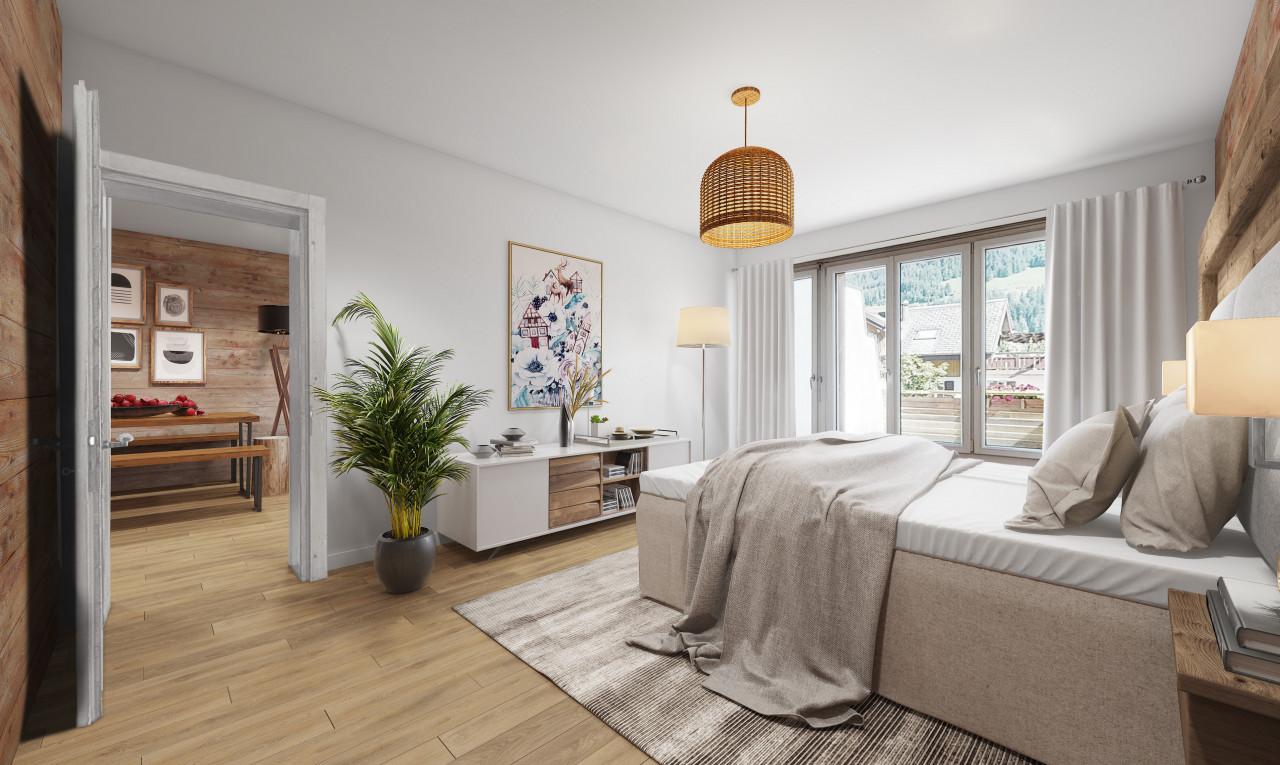 Appartement à vendre à Valais Champéry
