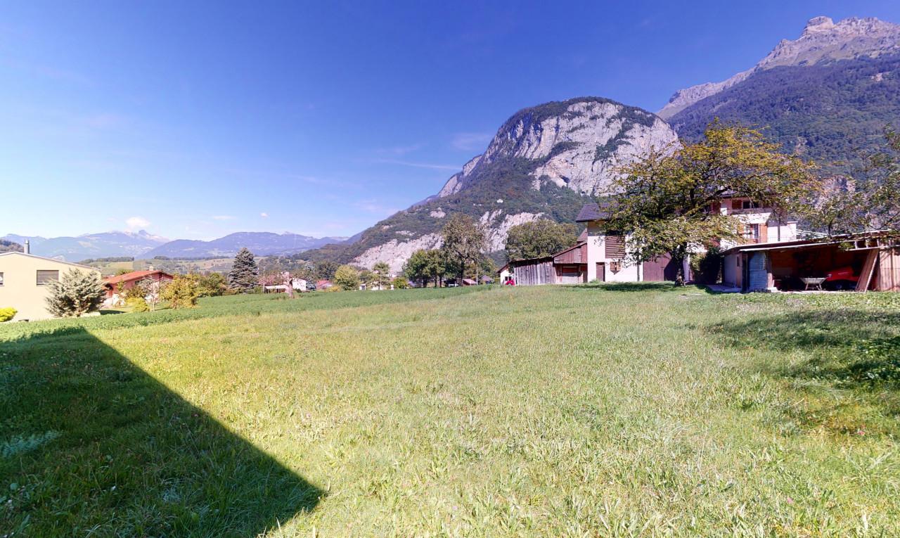 Achetez-le Terrain dans Valais St-Maurice