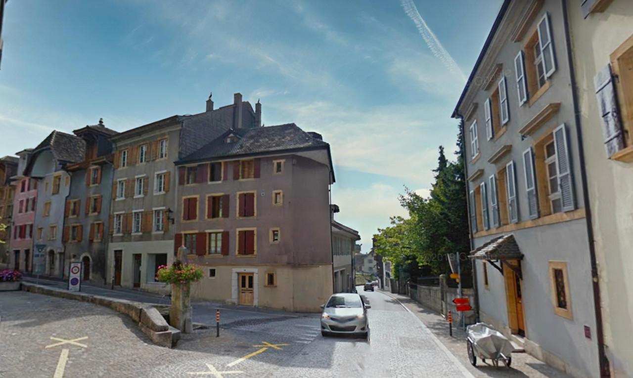 Immeuble de rendement à vendre à Berne La Neuveville