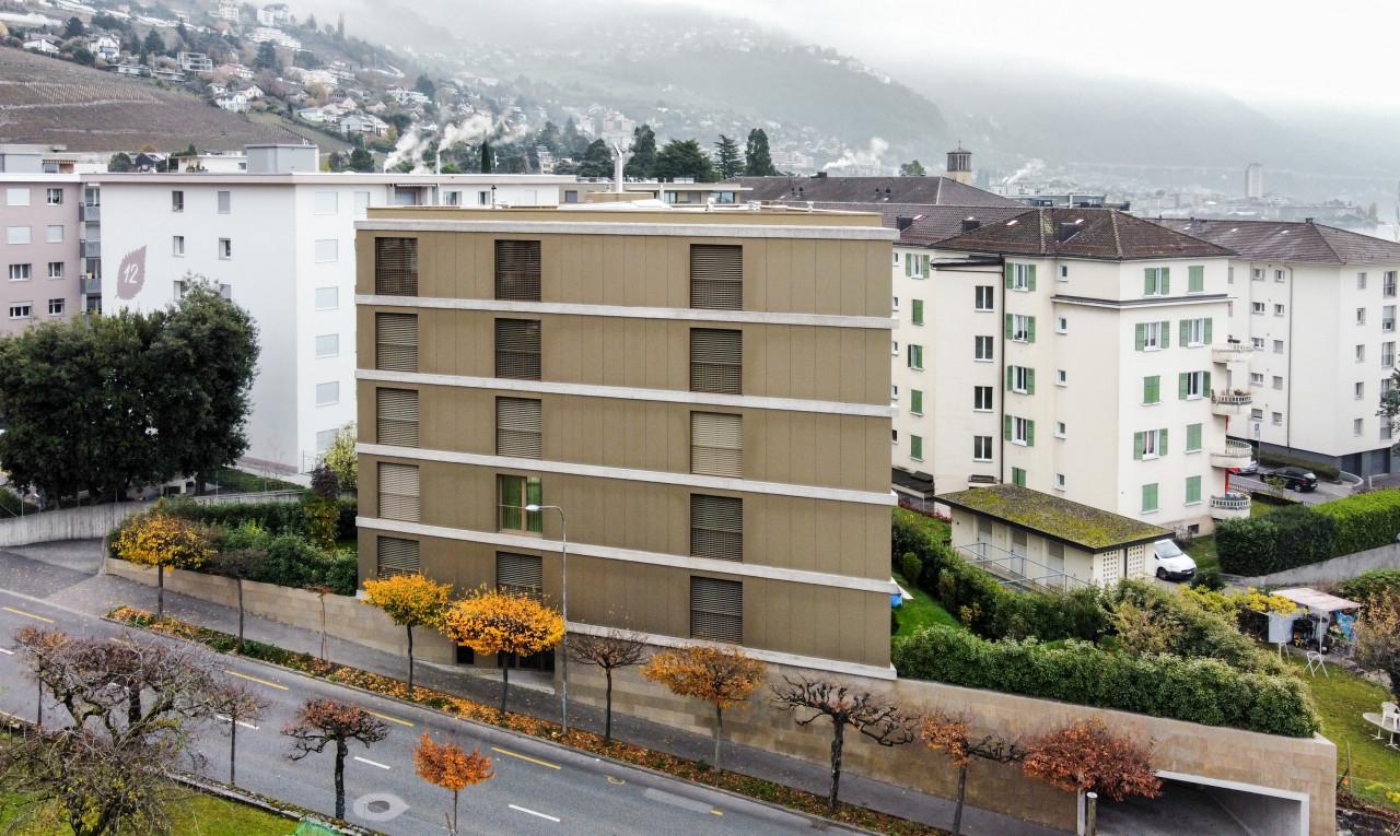 Immeuble de rendement  à vendre à Vaud Clarens