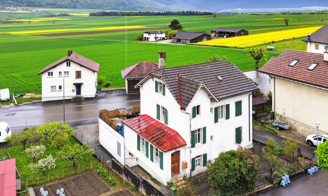 Maison à vendre à Neuchâtel Chézard-St-Martin