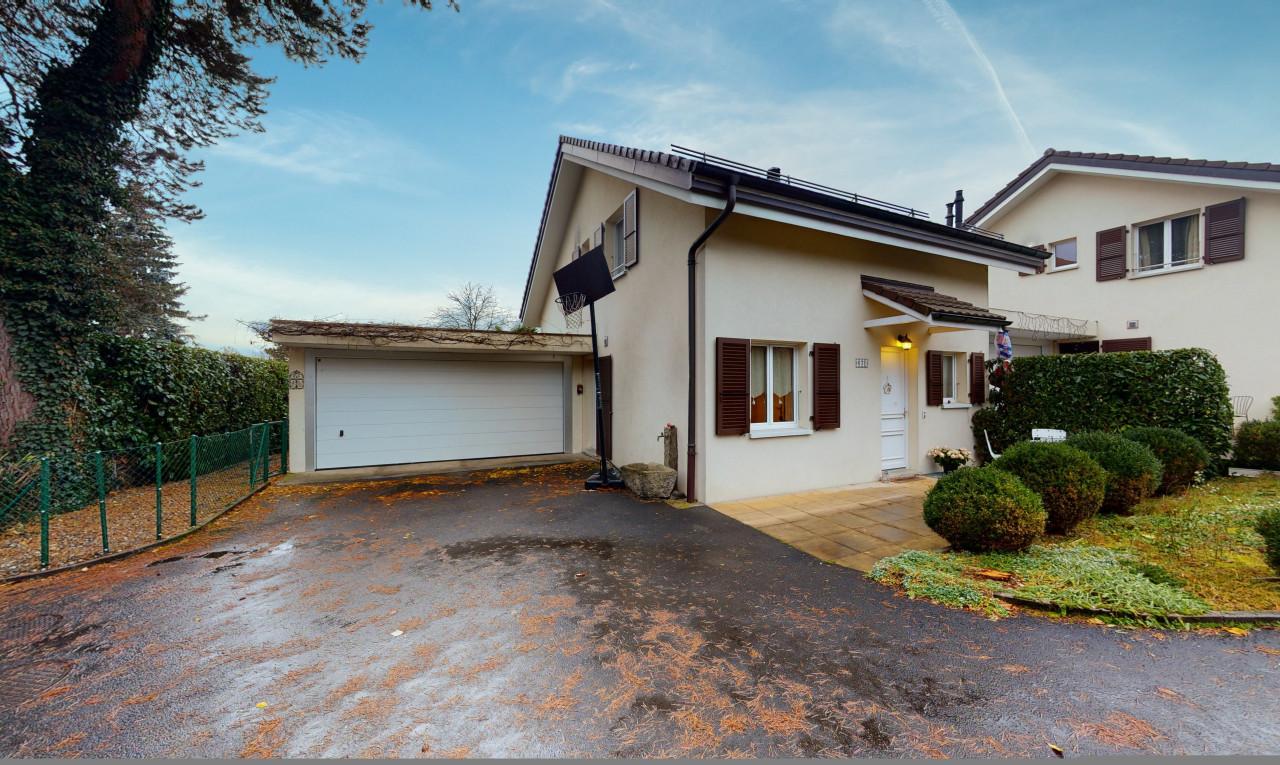 Maison  à vendre à Genève Vernier