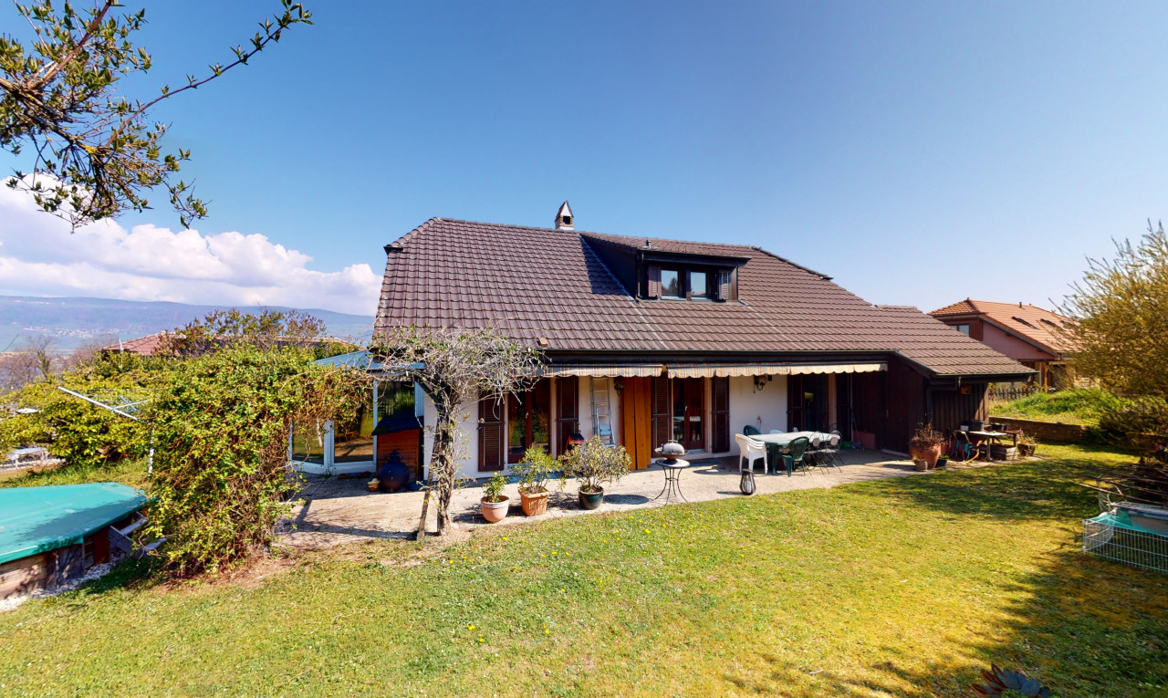 House  for sale in Vaud Cheseaux-Noréaz