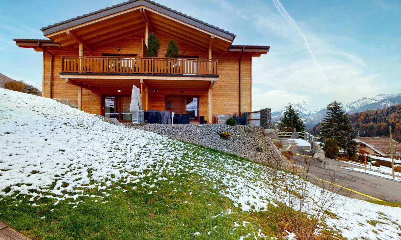 Wohnung zu verkaufen in Wallis Troistorrents