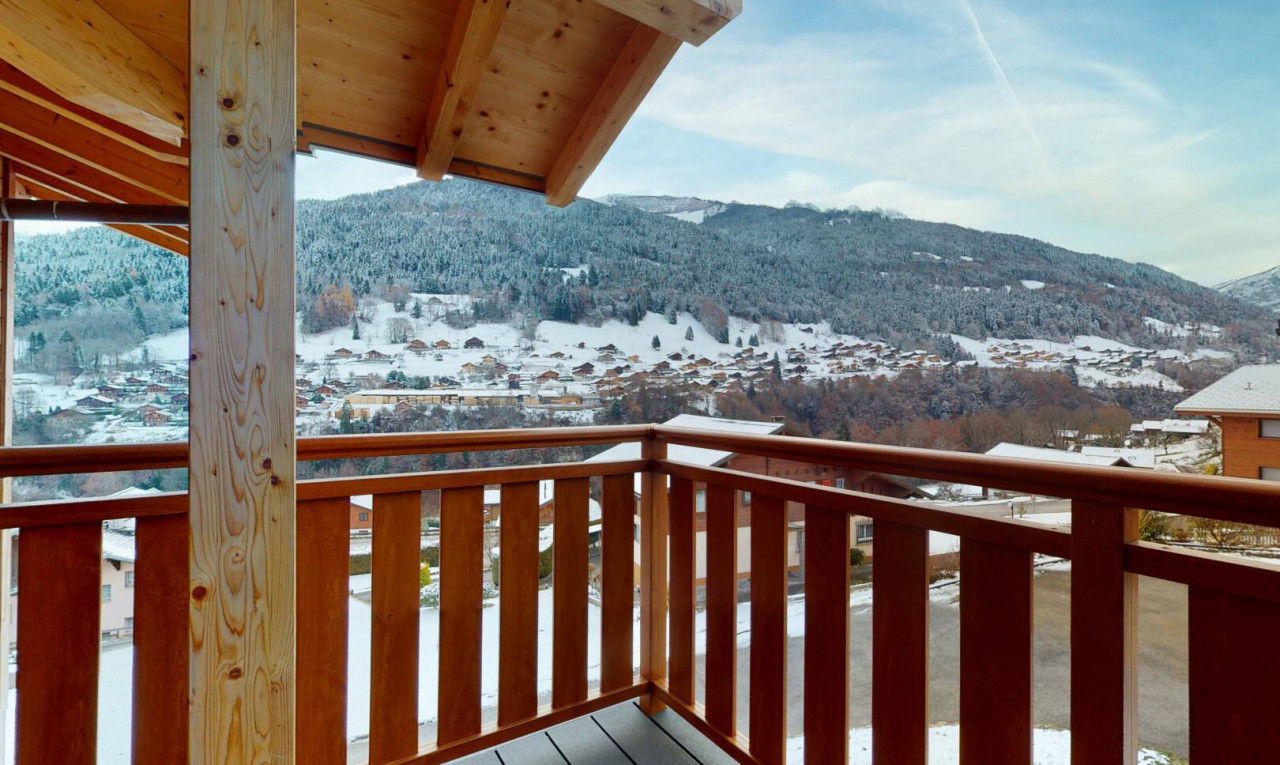Apartment  for sale in Valais Troistorrents