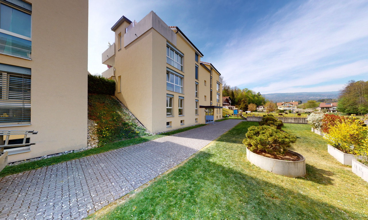 Apartment  for sale in Neuchâtel Cortaillod