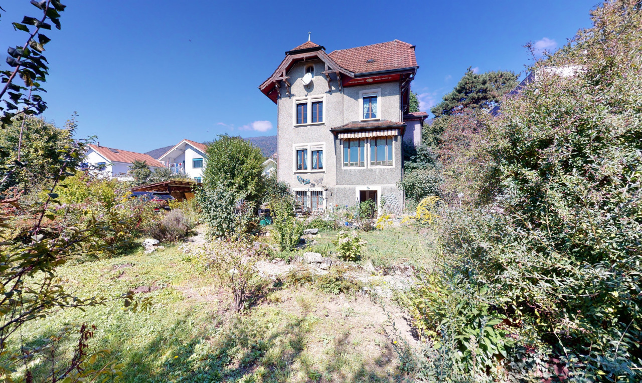 House  for sale in Solothurn Grenchen