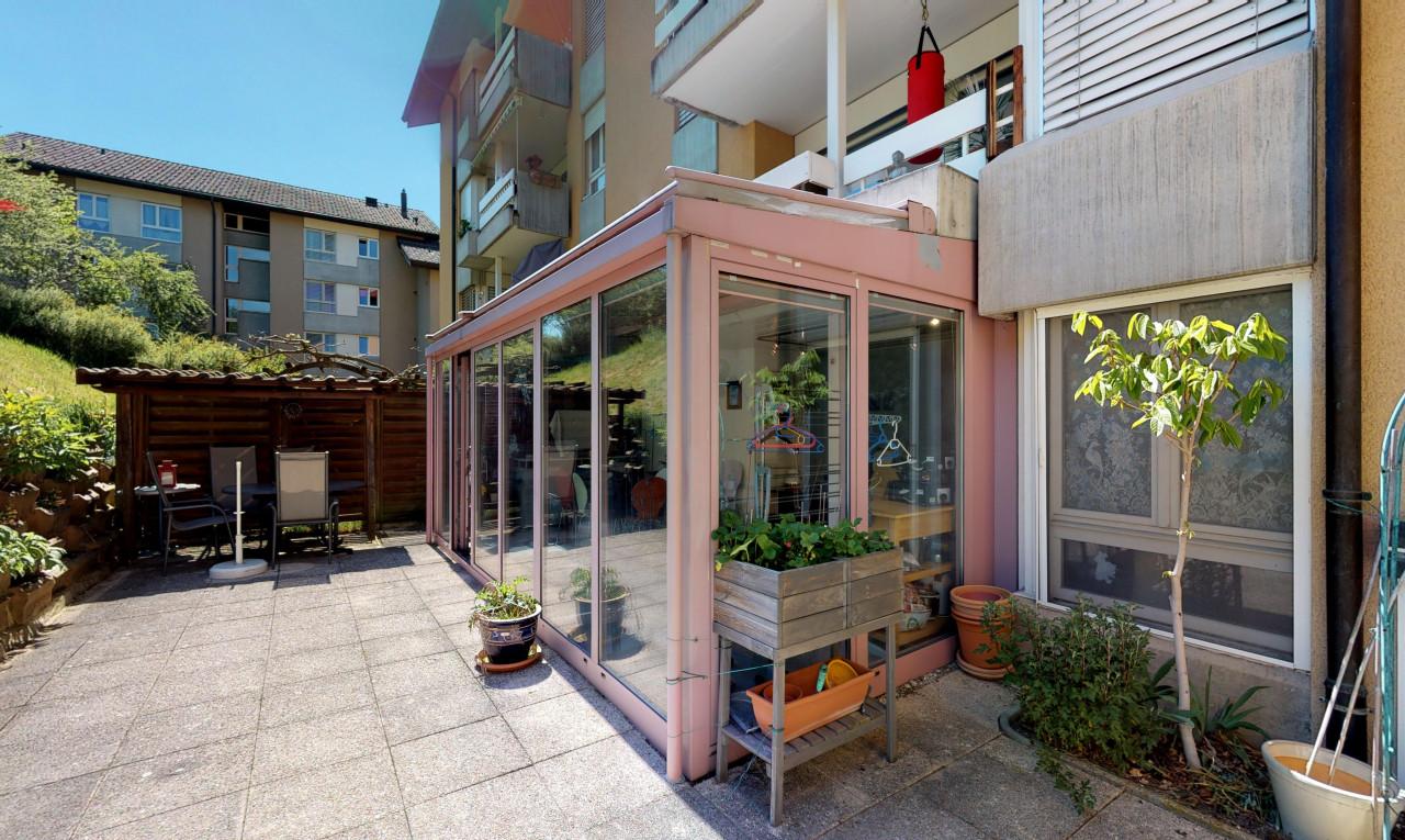Achetez-le Appartement dans Fribourg Granges-Paccot