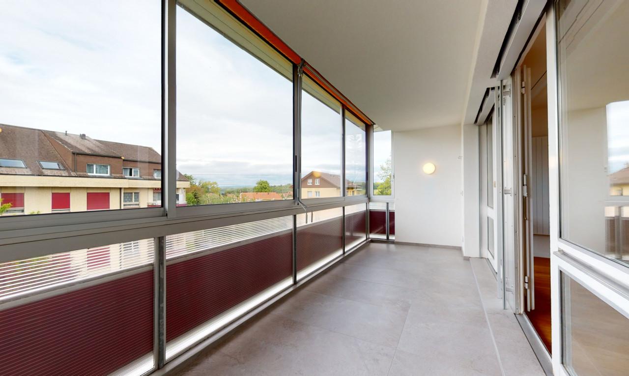 Achetez-le Appartement dans Fribourg Givisiez