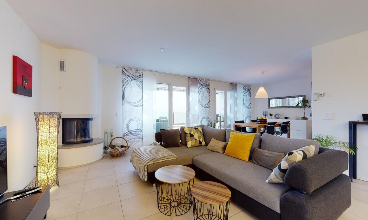 Appartement  à vendre à Vaud Villars-Tiercelin