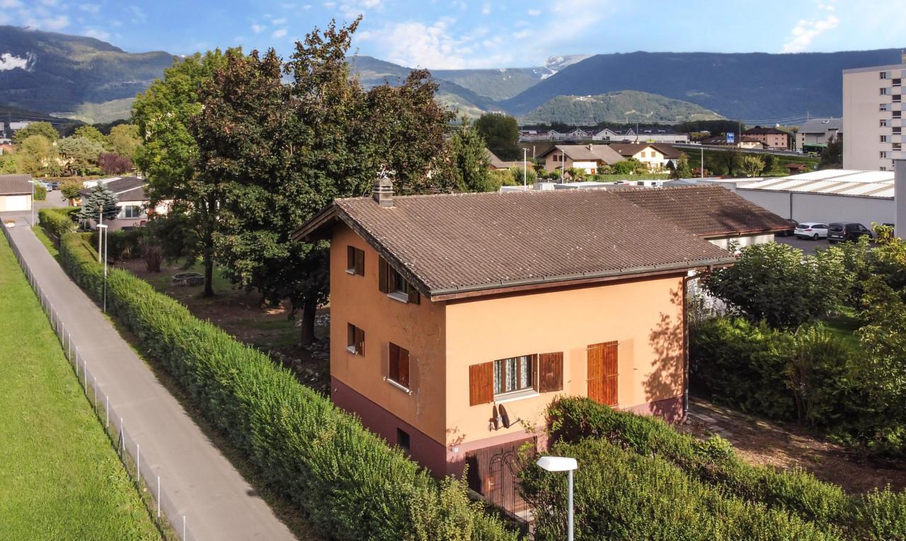 Achetez-le Maison dans Valais Collombey