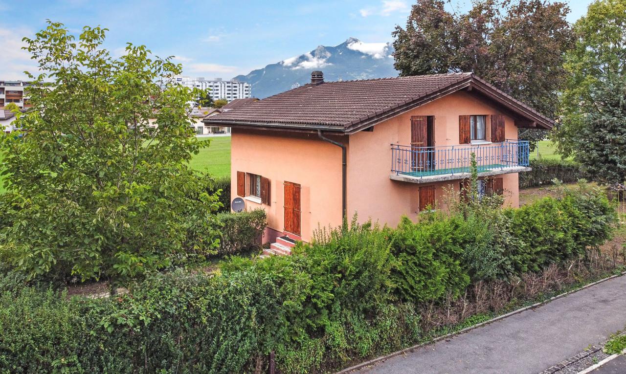 Maison à vendre à Valais Collombey