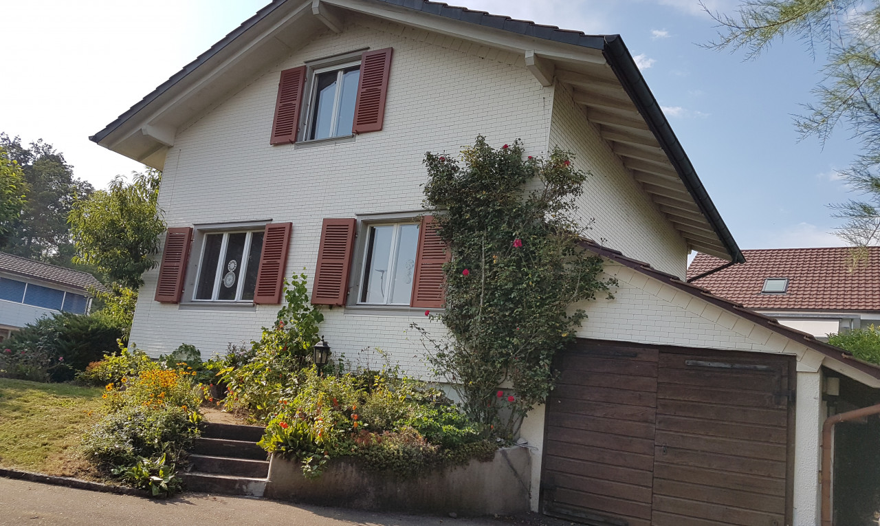 House  for sale in Solothurn Horriwil