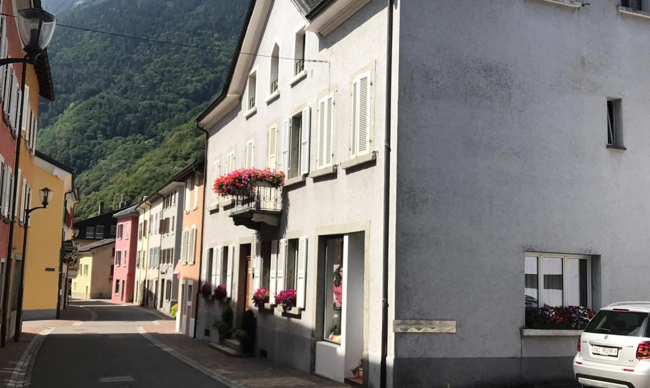 Wohnung zu verkaufen in Wallis Evionnaz