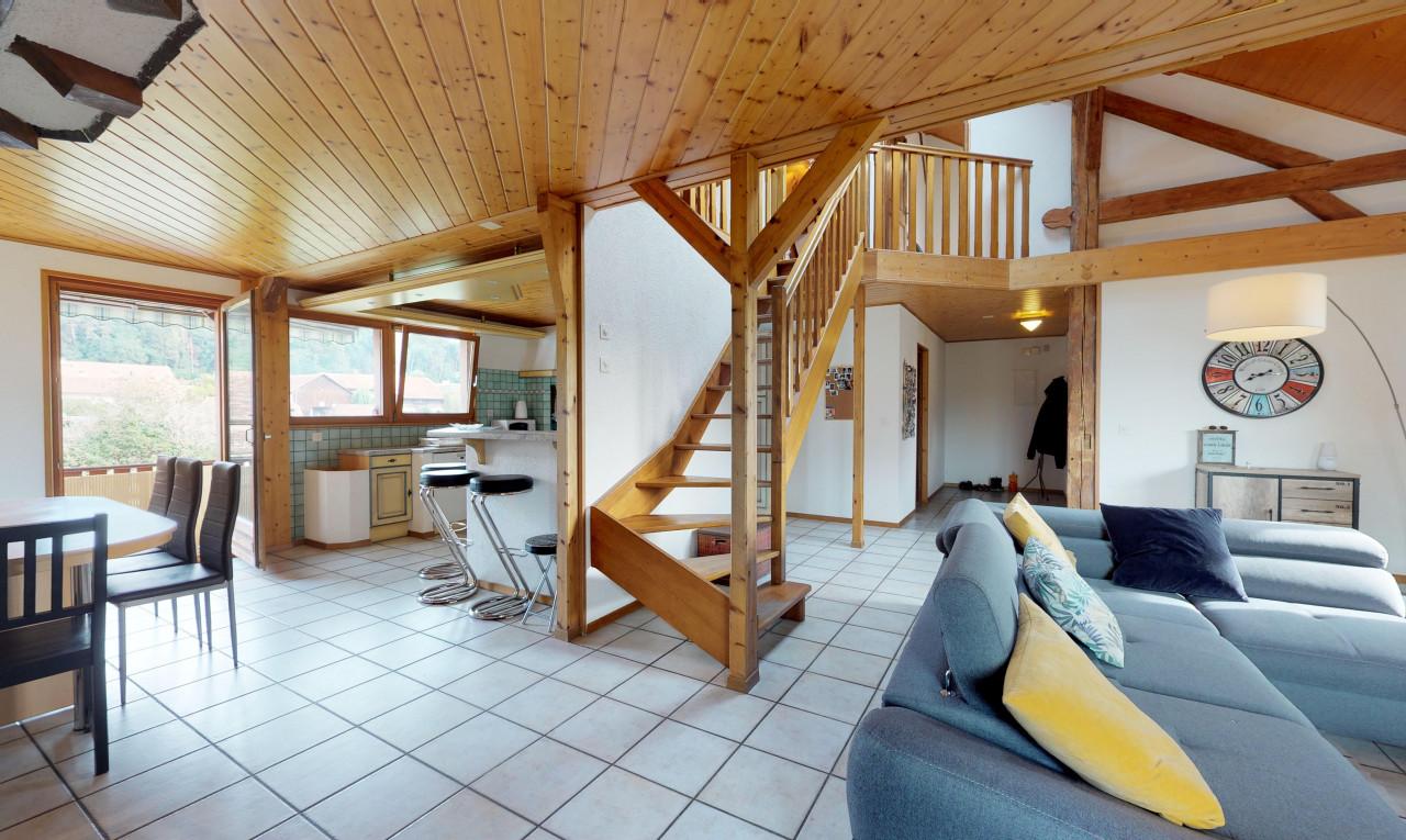 Appartement à vendre à Vaud Granges-près-Marnand