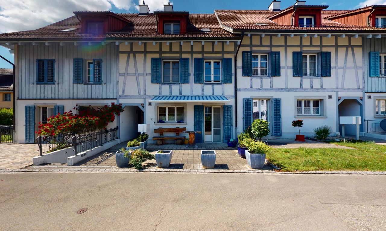 Kaufen Sie Haus in Zürich Hüntwangen