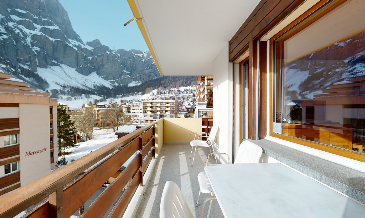 Appartement à vendre à Valais Loèche-les-Bains