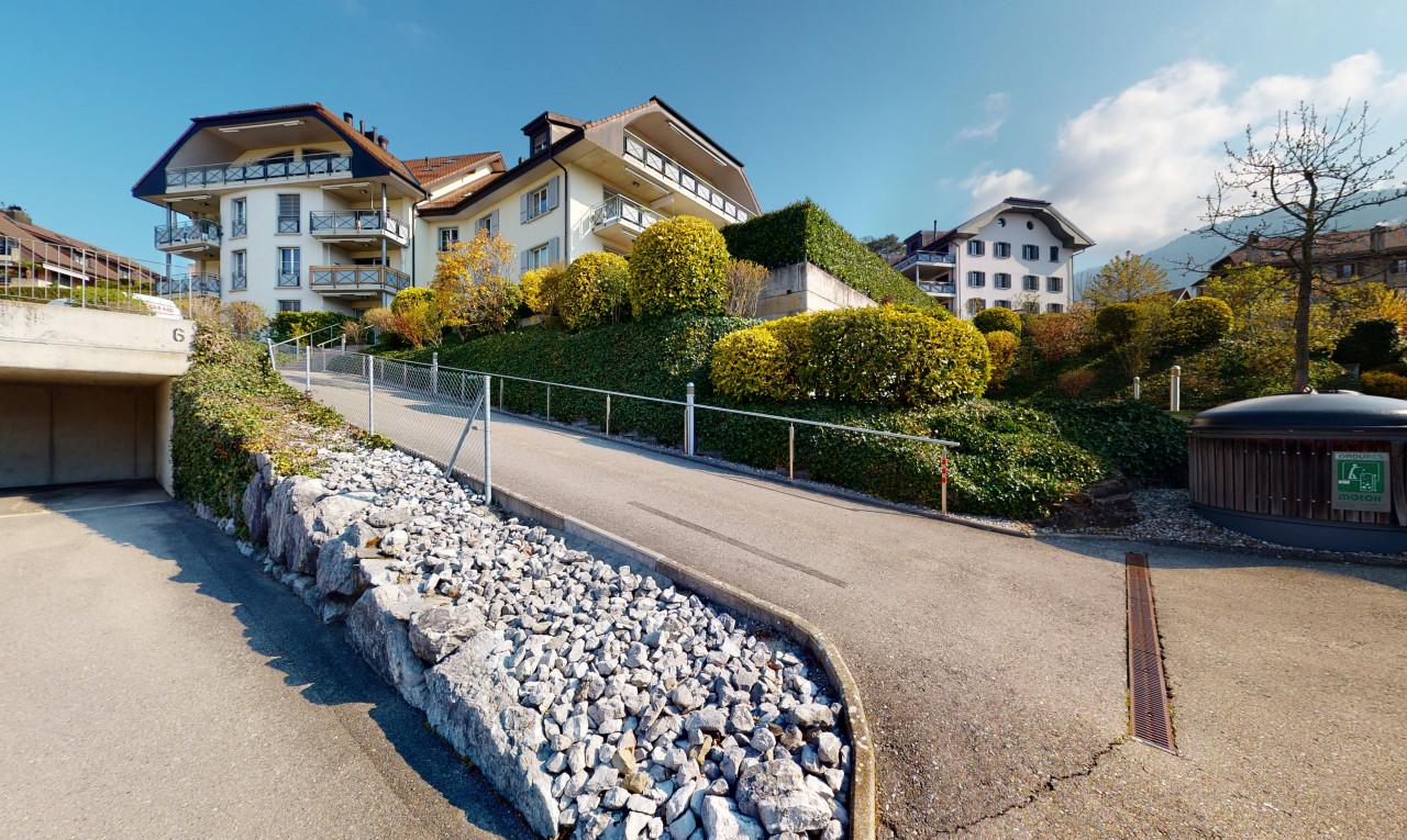 Apartment  for sale in Vaud St-Légier-La Chiésaz