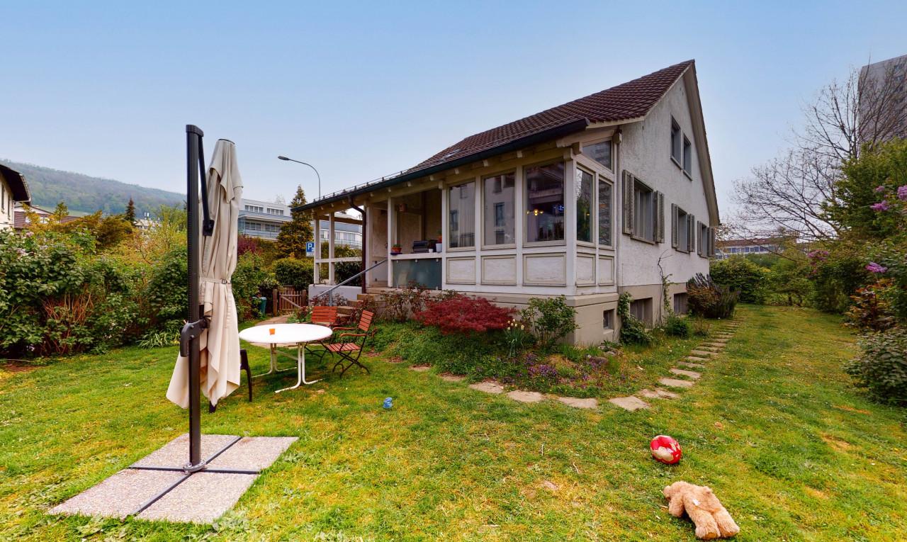Grundstück zu verkaufen in Aargau Wettingen