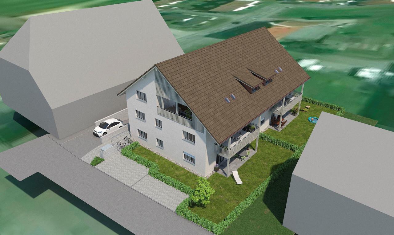 Kaufen Sie Wohnung in Aargau Egliswil