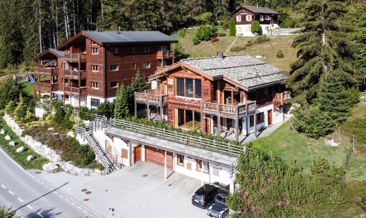 Achetez-le Maison dans Valais Crans-Montana