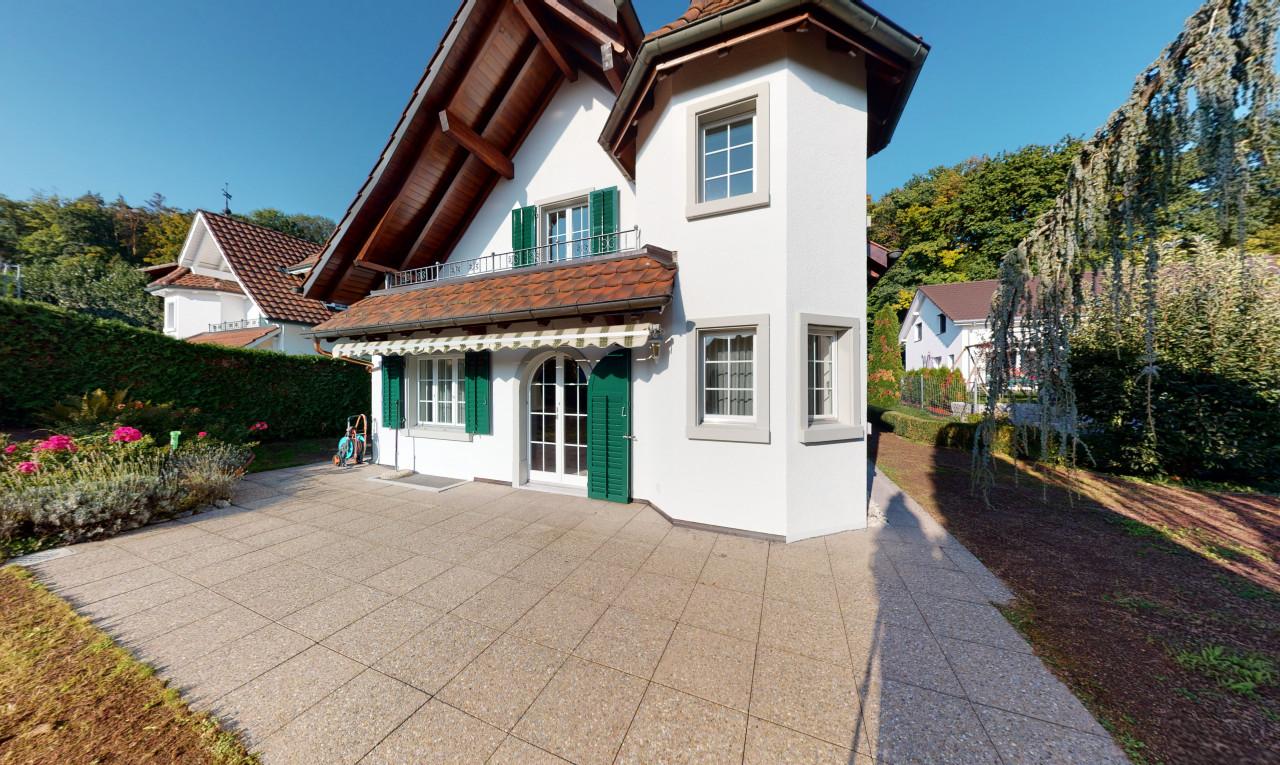Haus zu verkaufen in Zürich Oetwil an der Limmat