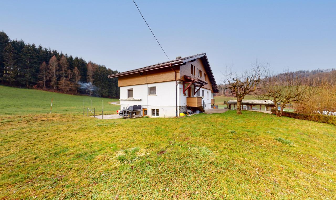 Appartement à vendre à Fribourg Courtion