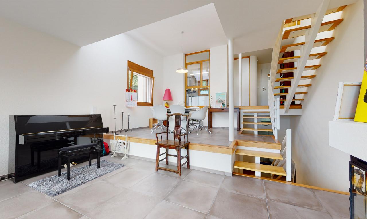 Achetez-le Maison dans Vaud La Conversion