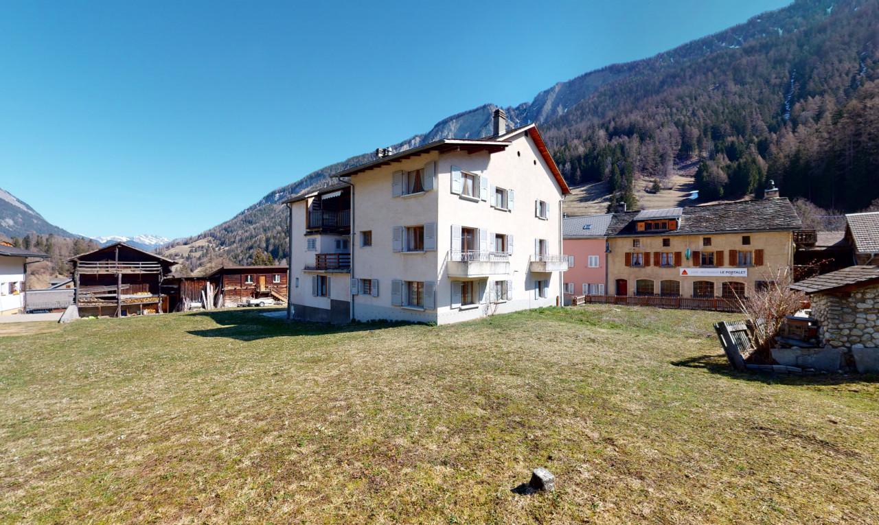 Achetez-le Maison dans Valais Praz-de-Fort