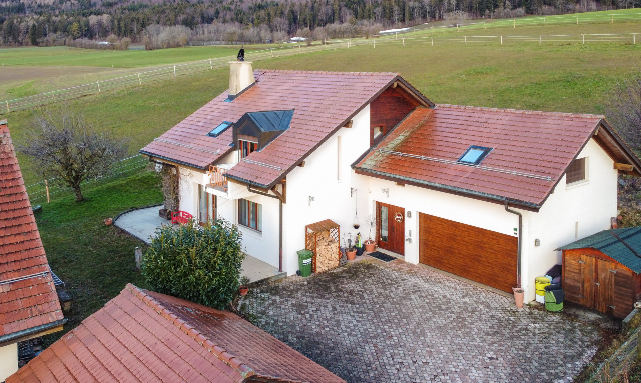 House  for sale in Vaud Marchissy