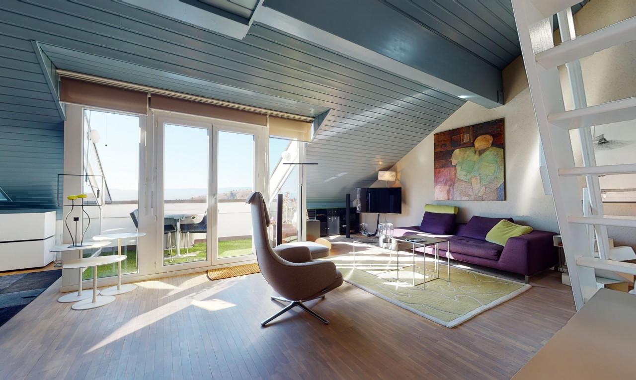 Apartment  for sale in Vaud Belmont-sur-Lausanne