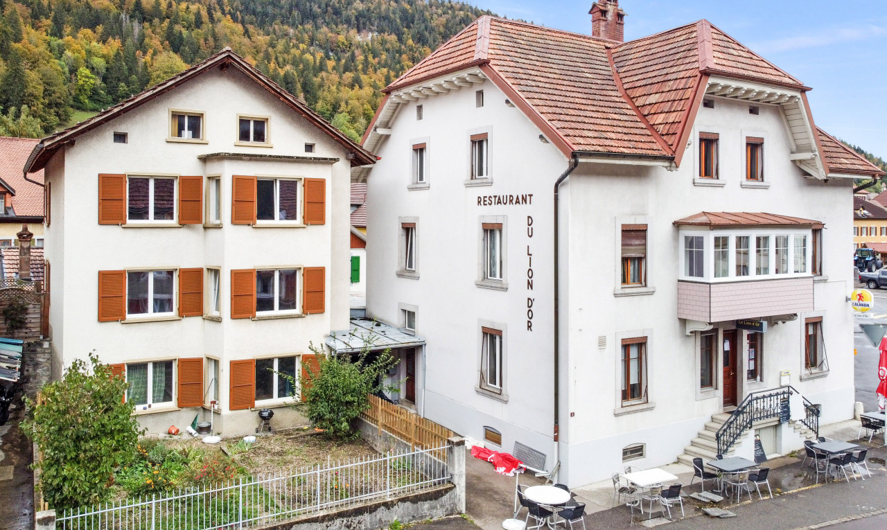 Investment property  for sale in Neuchâtel Buttes
