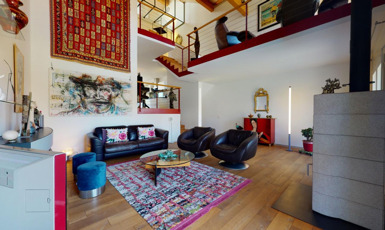 Achetez-le Maison dans Fribourg Sugiez