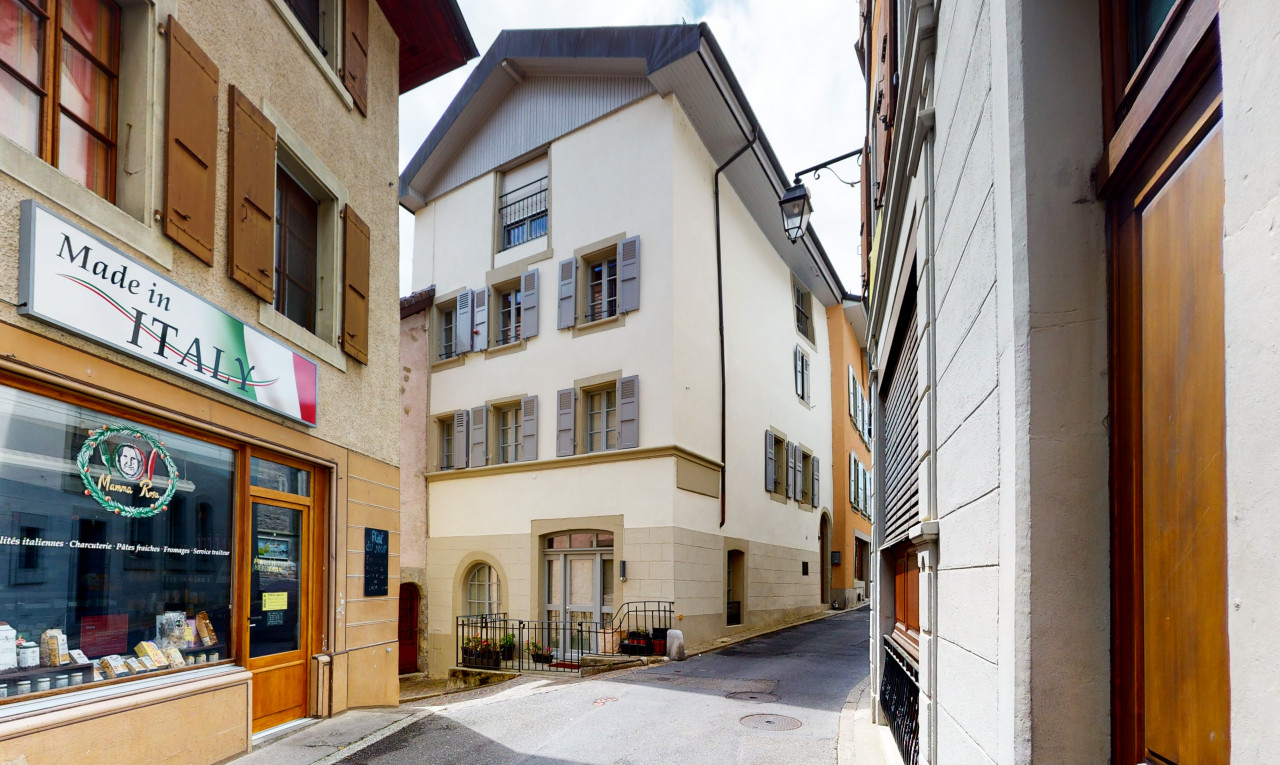 House  for sale in Vaud Cully