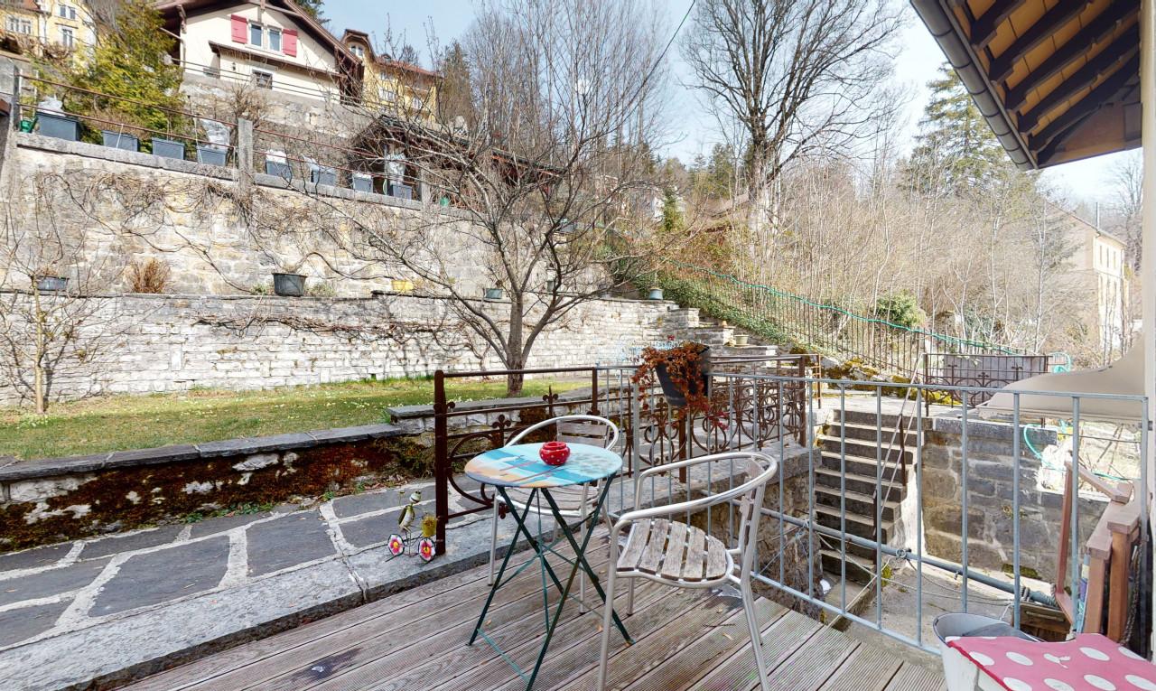 Achetez-le Immeuble de rendement dans Neuchâtel Le Locle