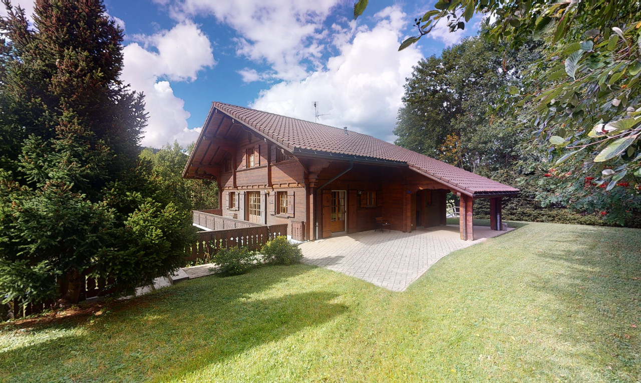 House  for sale in Vaud St-Cergue