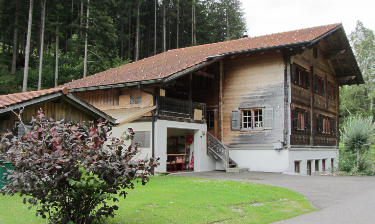 House  for sale in St. Gallen Vättis