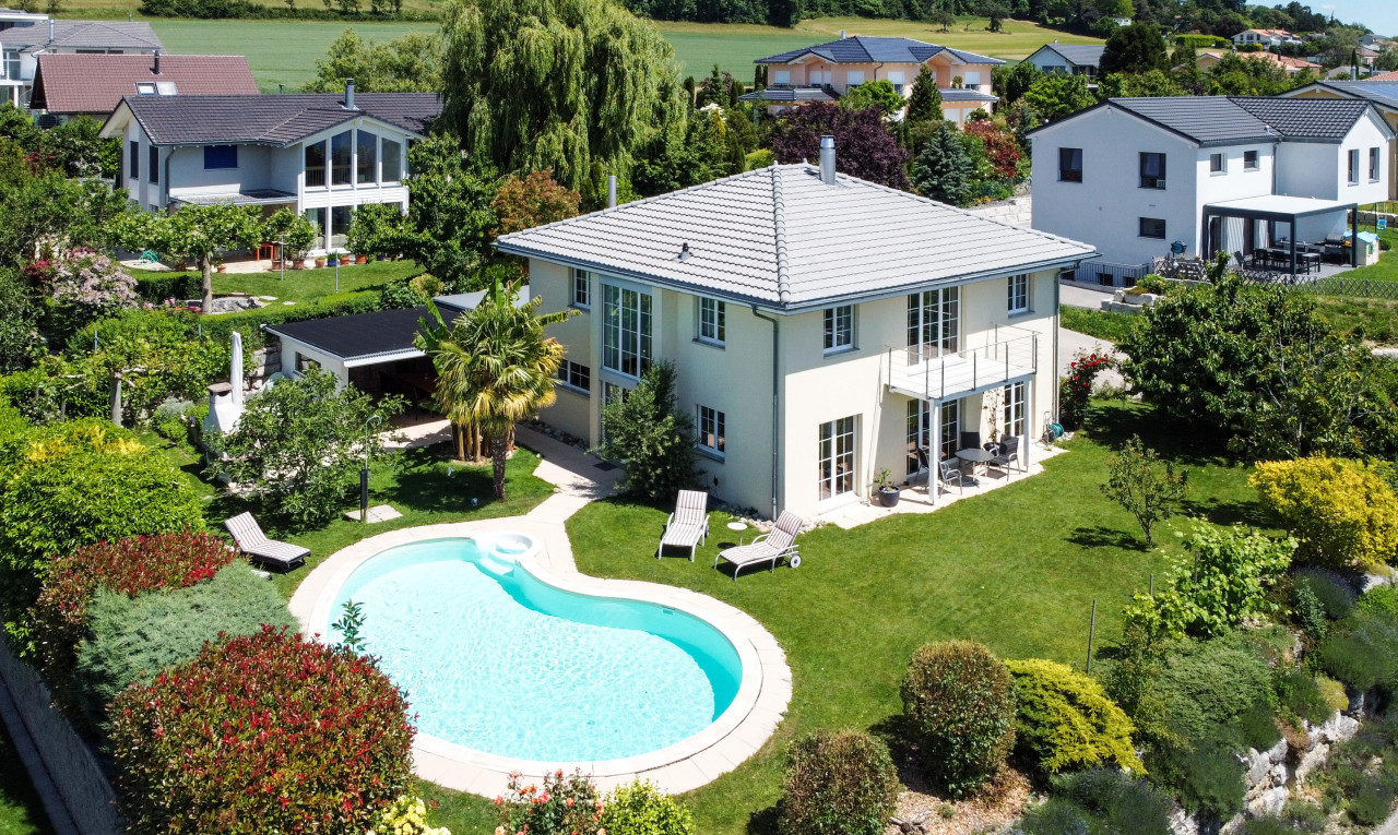 House  for sale in Fribourg Lugnorre