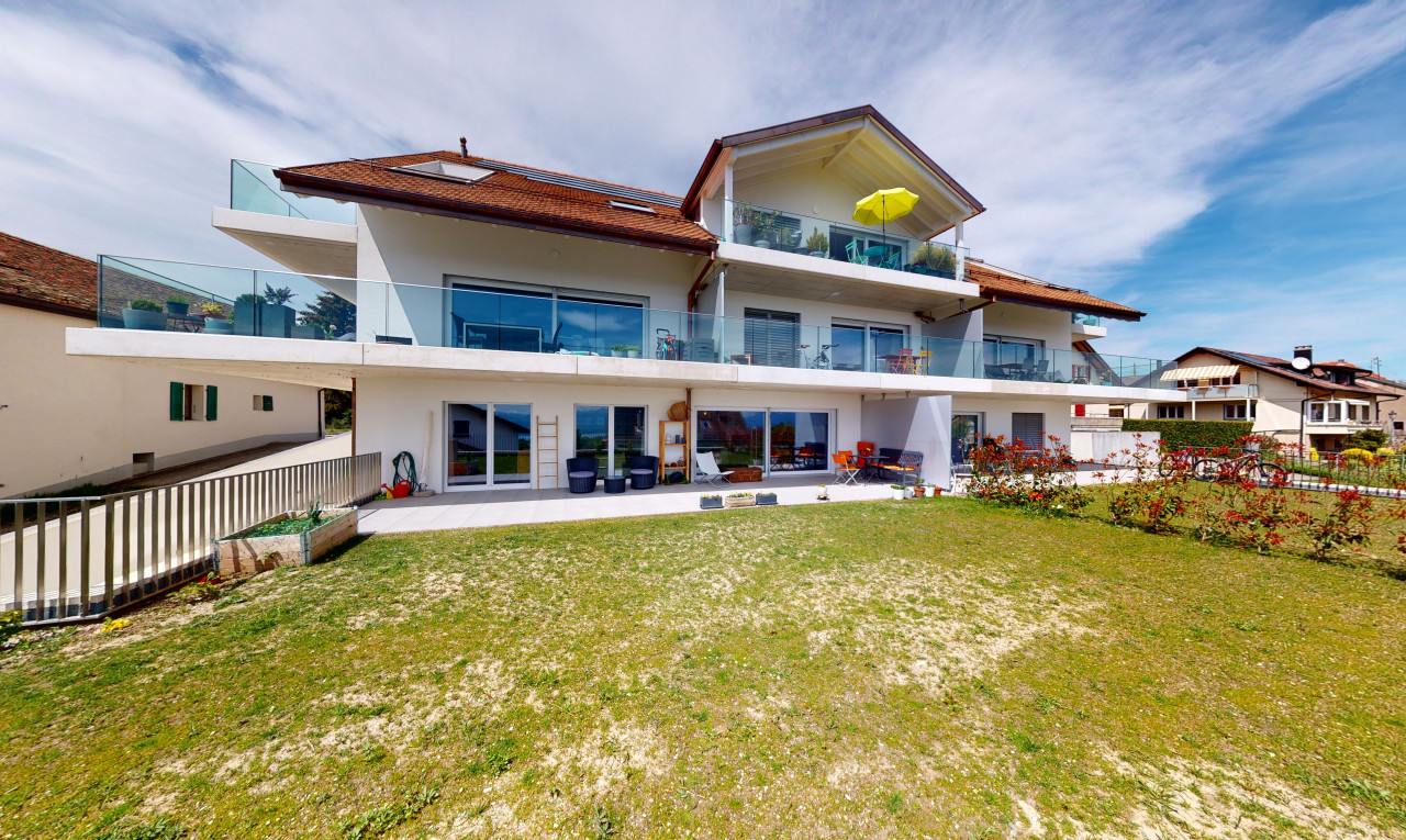 Apartment  for sale in Vaud Bassins
