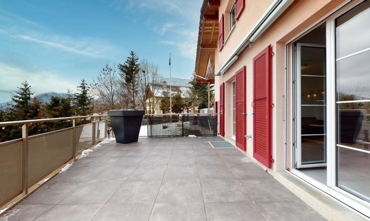 Maison à vendre à Neuchâtel Rochefort