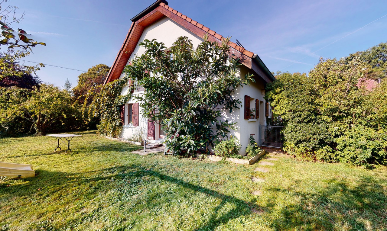 House  for sale in Geneva Genthod