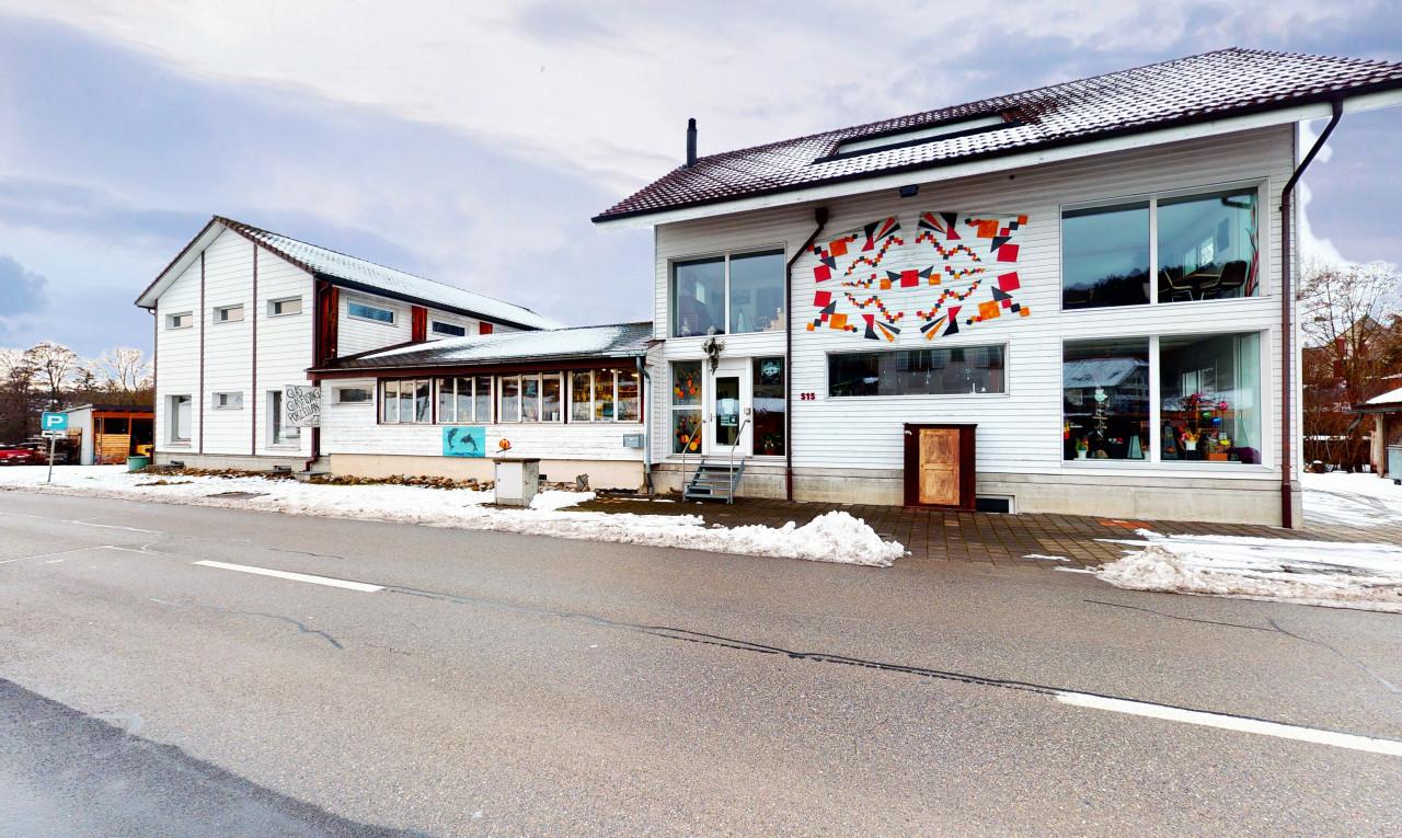 Haus zu verkaufen in Bern Schüpfen