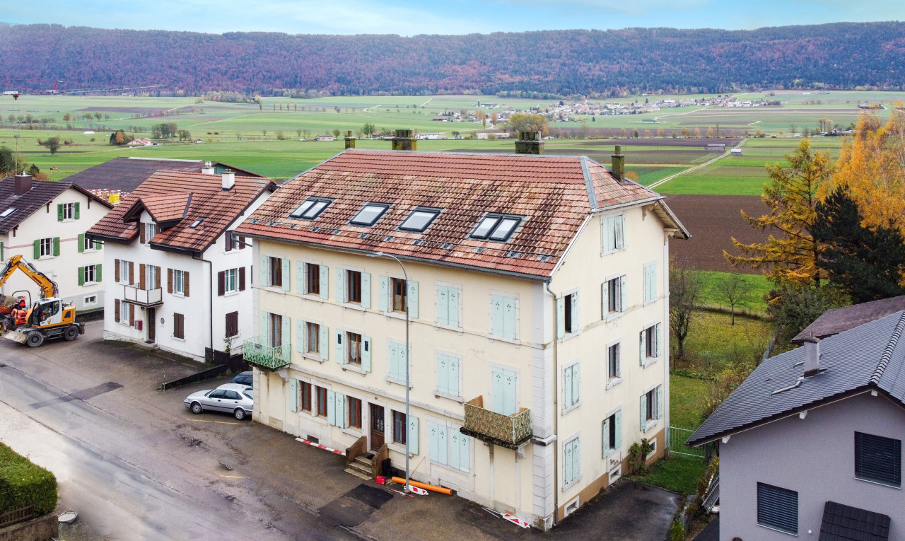 Investment property  for sale in Neuchâtel Chézard-St-Martin