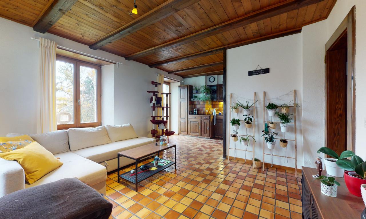 Achetez-le Immeuble de rendement dans Neuchâtel Chézard-St-Martin